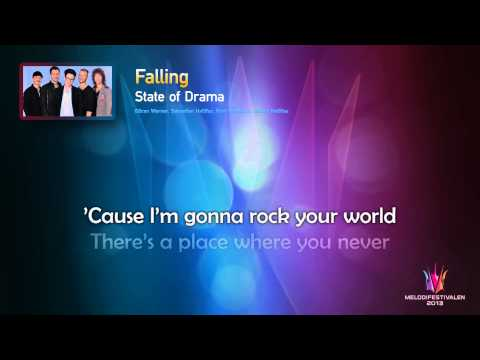 "State of Drama - ""Falling"" - (Karaoke version)"