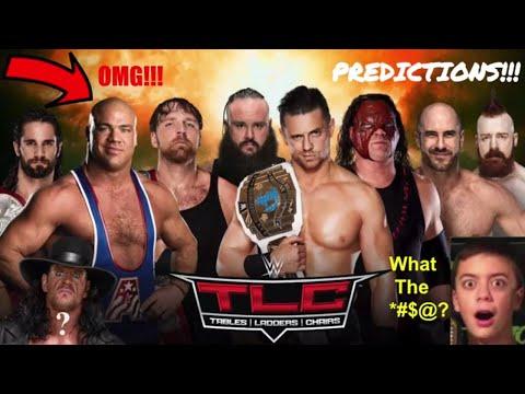WWE TLC Predictions 2017