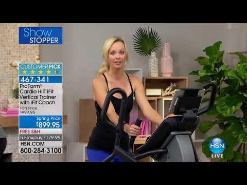 HSN   ProForm Fitness 02.11.2018 - 02 AM