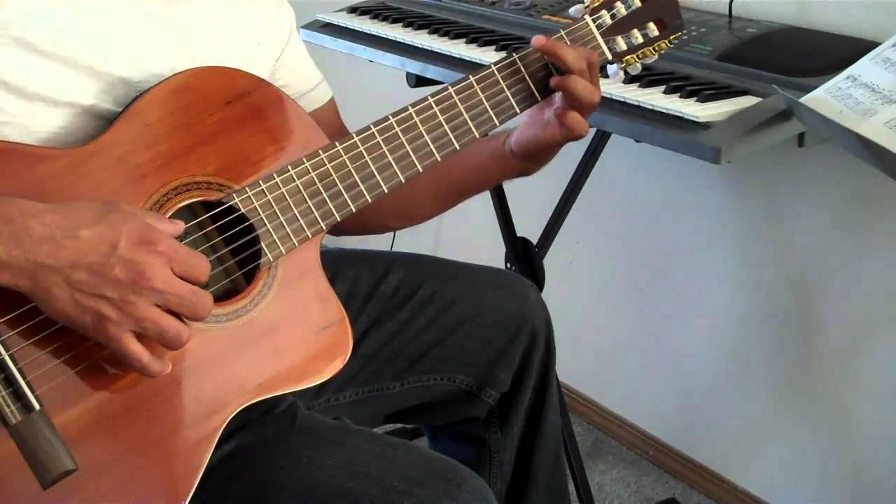 Si Nos Dejan Guitarra Chords Chordify