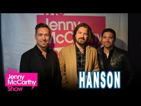 Hanson on The Jenny McCarthy Show