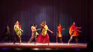 Школа индийского танца Амрапали. Танец Fevicol se. Старшая группа. Руководитель Лонская Дарья