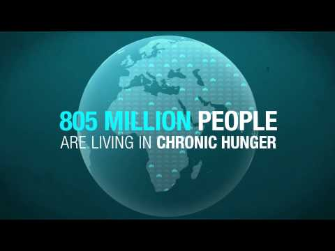 Infographic - The Hunger Project - Re-think World Hunger