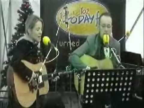 gemma hayes & joe chester  - have yourself a merry little christmas (live on today fm)