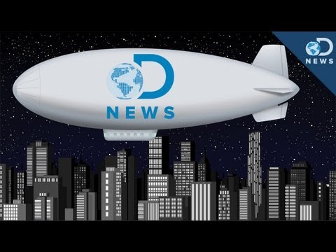 Why Blimps Are Better Than Airplanes