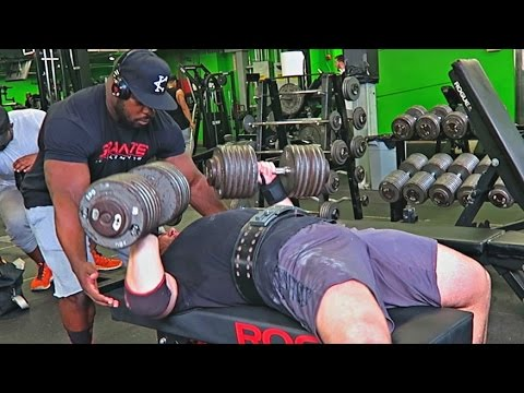 Putting On SIZE In The Offseason (Ft. Kevin Oak)
