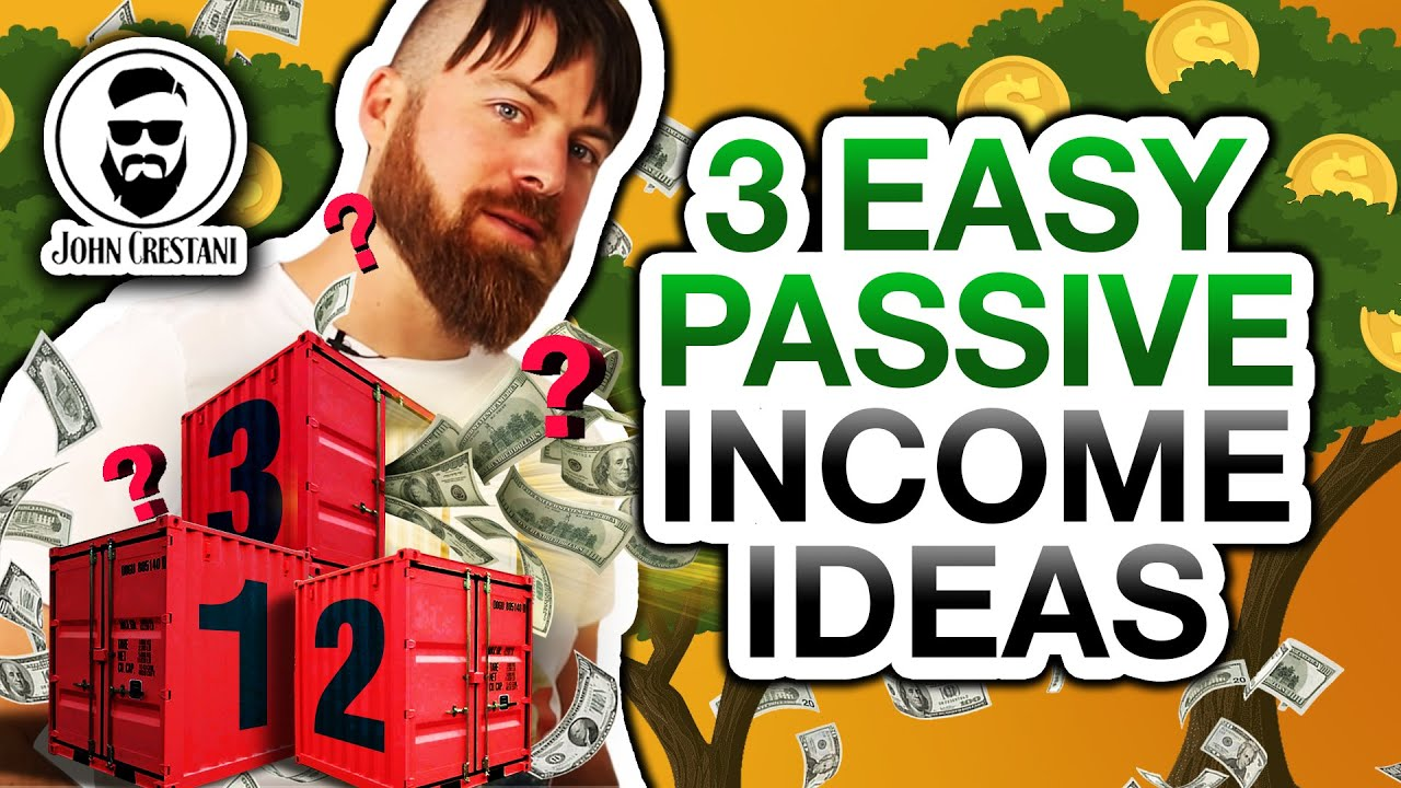 3 Passive Income Business Ideas For 2020 (Earn PayPal Money)