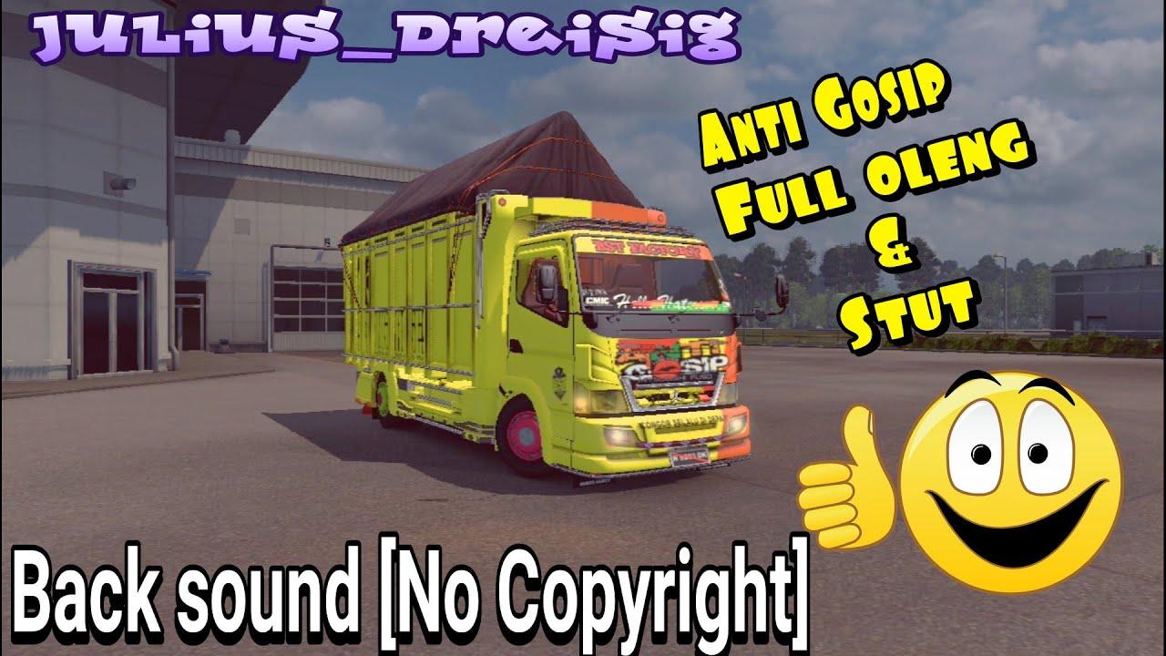 Julius_Dreisig back sound [No Copyright]|| Cover Anti G💋sip