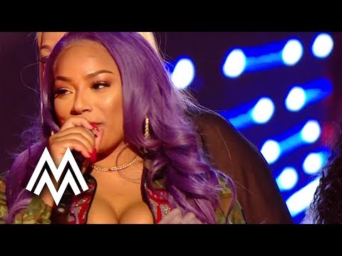 STEFFLON DON | BEST FEMALE | Acceptance speech