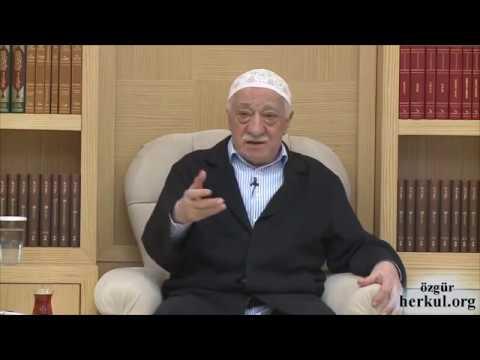 Fethullah Gülen | Allah size sorar inanmayın onlara! Herşeyleri Yalan!