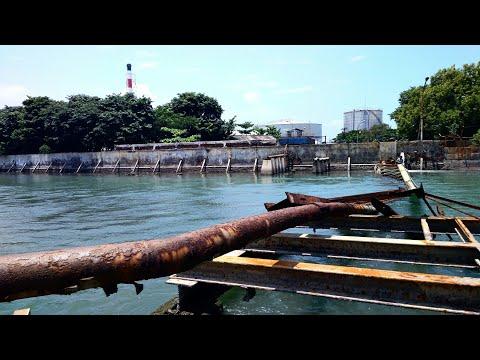 Akses Spot Mancing Kaliwatu belakang Indonesia Power Semarang