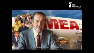 Middle East Airlines - MEA Film