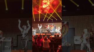 iheartradio 80's: January, 2017 San Jose SAP center. Starship: nothing gonna stop us now Video