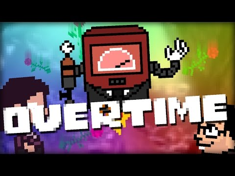 OVERTIME (UT Fangame) | Ep 7: Dating Time...?