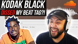 Kodak Black Dissed My Producer Beat Tag?! (Why Didn't You Pay For This Beat Tho?)