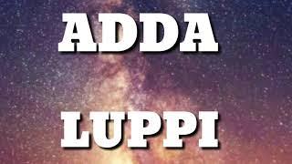 Скачать ADDA Lupii Versuri Lurics