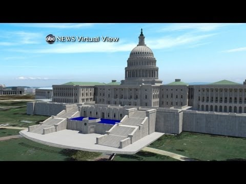 Path to the Presidency: Virtual View of Inauguration 2013