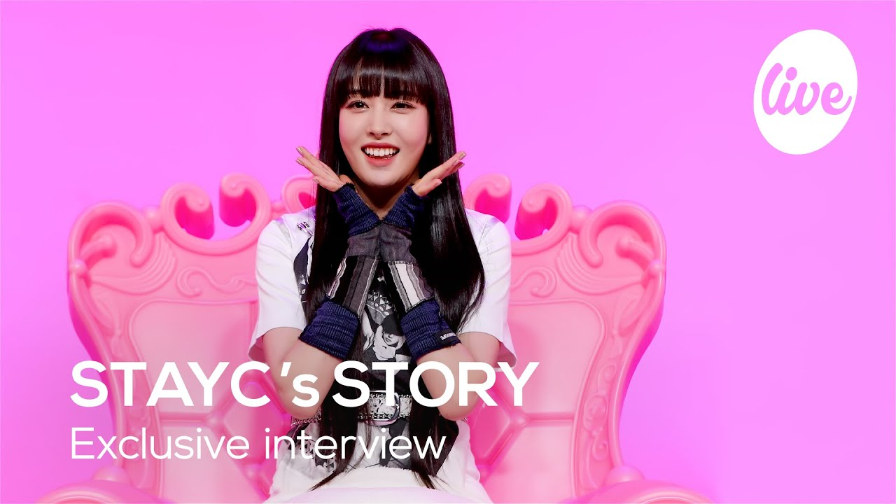 STAYC(스테이씨) SO BAD (Unplugged Ver.) + LIKE THIS + Interview│짱테이씨의 스페셜 라이브쇼! [it's KPOP LIVE 잇츠라이브]