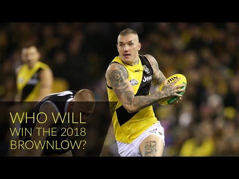 brownlow medal 2018 - photo #47