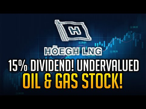 Hoegh LNG Financial Valuation: Undervalued stock that pays over 15% DIVIDEND! $HMLP