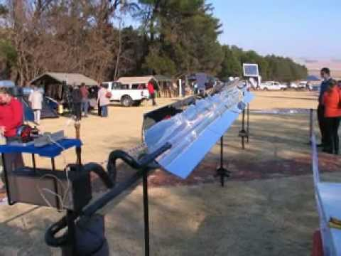 Kragdag 2012 - Radio Pretoria Onderhoud