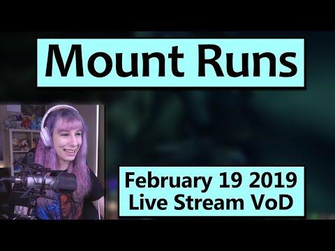 Zul Gurub Mount Runs - February 19 Live Stream VoD Mp3