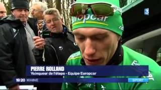 Circuit cycliste : P. Rolland l'emporte dans le Mont des Avaloirs