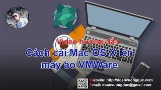 Hướng dẫn cài đặt hệ điều hành Mac OS 10.11 trên PC