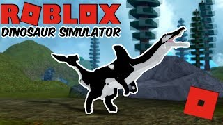 Roblox Dinosaur Simulator - The Return Of The Orca Spino! (RAREST SPINO SKIN?)