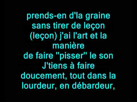 Rohff - Le son qui tue paroles