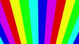 Rainbow lines - simple HD animated background #53