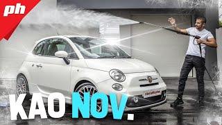 NOV NOV NOV a star 10 godina?! Kako da auto bude kao nov?