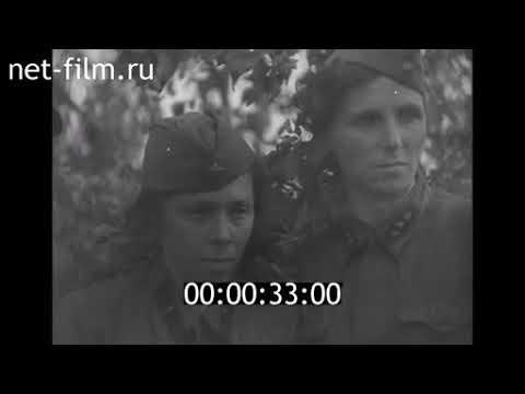 Съемки с фронта, 169 я стрелковая дивизия на марше 1941