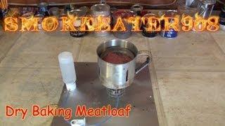 Dry Baking Meatloaf