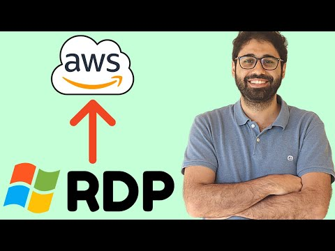 How To Create A Windows VPS Ec2 Instance On AWS CLOUD And Connect Through RDP
