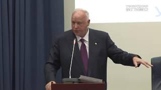 видео: Выступление председателя СК РФ А.Бастрыкина