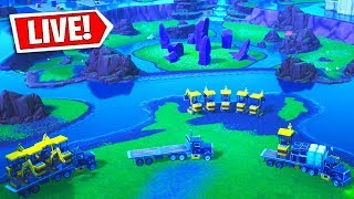 *NEW* FORTNITE LOOT LAKE EVENT LIVE! (FORTNITE BATTLE ROYALE)