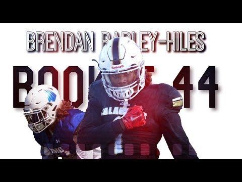 Brendan Radley-Hiles // BOOKIE 44