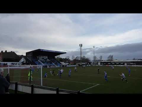 Stafford Whitby Goals And Highlights