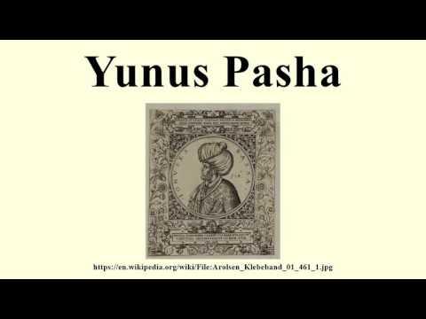 Yunus Pasha