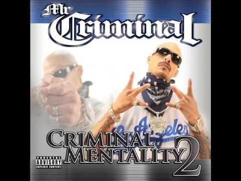 Mr. Criminal - Criminal Mentality 2 (Full Album)