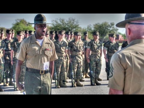 Final Drill Evaluation - Marine Corps Recruit Depot, Parris Island