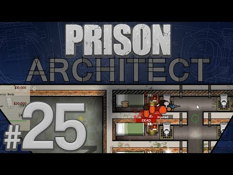Prison Architect - Crisis Recovery - PART #25