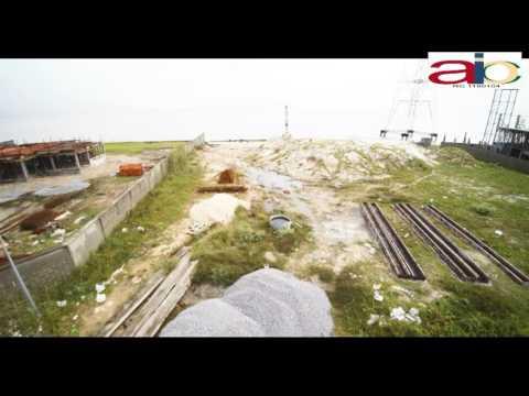 5200 SQUARE METRES WATERFRONT LAND AT BANANA ISLAND ESTATE IKOYI