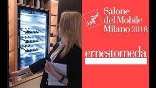 Итальянские кухни Ernestomeda на iSaloni 2018 - Миланской мебельной выставке