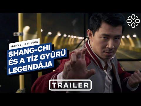 youtube filmek - Shang-Chi és a Tíz Gyűrű legendája - magyar előzetes #2
