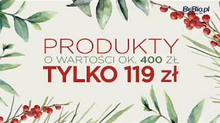 Bebio Box 2018 - Ewa Chodakowska