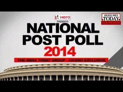 National Post Poll 2014: Exit Poll results and analysis in Karnataka, Kerala Gujarat & Maharashtra