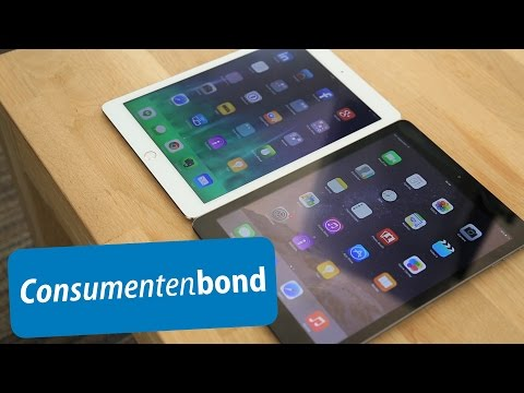Apple iPad Air 2 - Review (Consumentenbond)