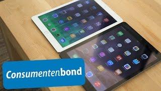 Яблуко iPad повітря 2 - Огляд (Consumentenbond)